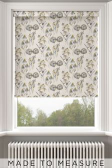 Forage Ochre Green Made To Measure Roller Blind