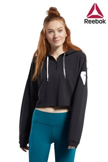 Reebok Work Out Ready 1/4 Zip Hoody