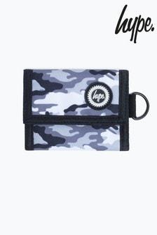 Hype. Mono Camo Wallet