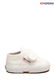 Superga® 2750 Baby Velcro Strap Trainers