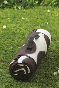 Fleece Water Repellent Picnic Blanket
