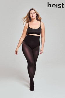 Heist Black Sustainable 60 Tights