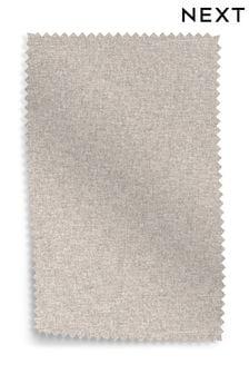 Balham Wool Blend Stone Upholstery Fabric Sample