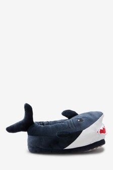3D Shark Slippers (Older)