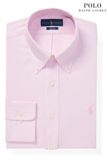 Polo Ralph Lauren Pink Custom Shirt