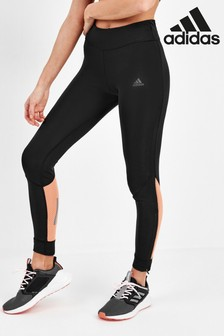 adidas Own The Run Mesh Leggings