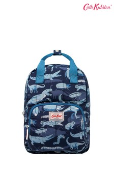 Cath Kidston Wildlife Shadow Kids Medium Quilted Backpack