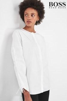 BOSS White Carylin Shirt