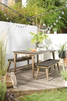 Bali Bench Set