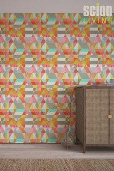 Scion Green Axis Wallpaper
