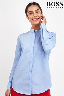 BOSS Blue Efelize Shirt
