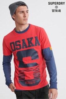 Superdry Osaka Beveled T-Shirt