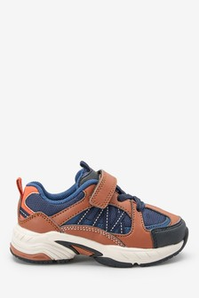Chunky Elastic Lace Trainers (Younger)