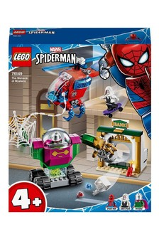 LEGO® Super Heroes Marvel® Spider-Man™ 4+ The Menace Of Mysterio 76149