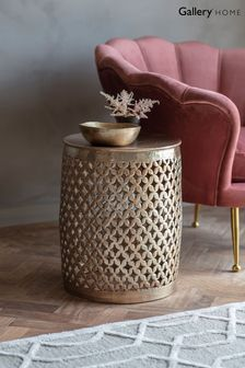 Khalasar Side Table by Hudson Living