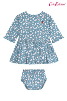 Cath Kidston® Washed Ditsy Baby Dress And Shorts