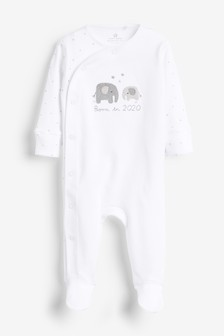 Born In 2020 Sleepsuit (0-9mths)