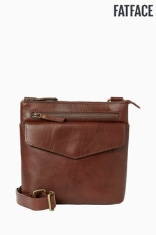 FatFace Brown Ava Cross Body Bag
