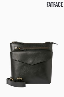 FatFace Black Ava Cross Body Bag