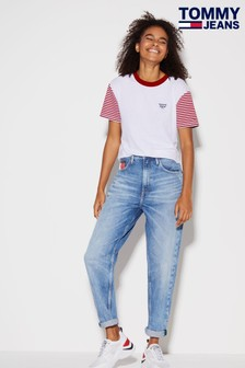 Dżinsy Mom Tommy Jeans Sustainable