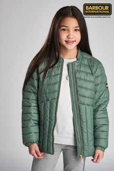 Barbour® International Green Keeper Quilt Jacket