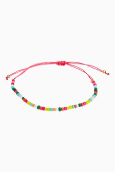 Beaded Pully Bracelets Two Pack