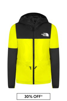 The North Face Yellow Wind Jacket