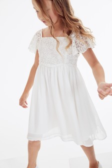Embellished Bridesmaid Dress (3-16yrs)