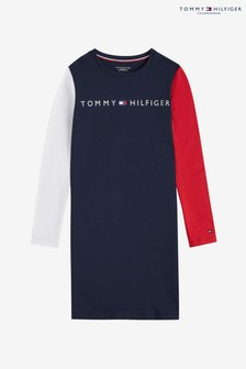 Tommy Hilfiger Girls Colourblock Nightdress