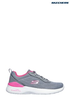 Skechers® Grey Skech-Air Dynamight Top Prize Trainers