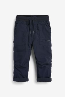 Lined Pull-On Trousers (3mths-7yrs)