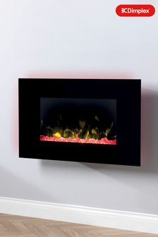 Dimplex® Toluca Deluxe Electric Wall Fire