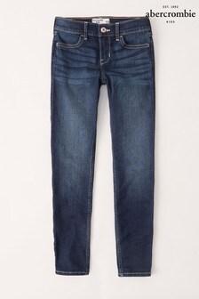 Abercrombie & Fitch Dark Skinny Jeans