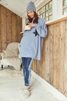 Tunic And Legging Pyjama Set