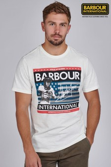 Barbour® International Steve McQueen Time Steve T-Shirt