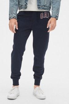 Pantalon de jogging Gap bleu à logo
