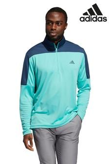 adidas Golf 1/4 Zip Midlayer Sweat Top
