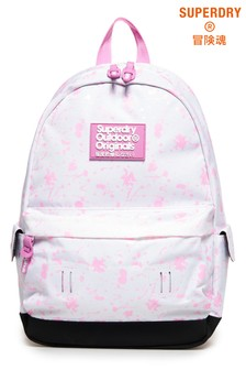 Superdry Print Edition Colour Change Montana Rucksack