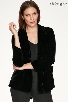 Thought Black Veronica Jacket