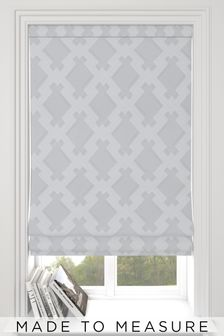 Kendrick Sage Green Made To Measure Roman Blind