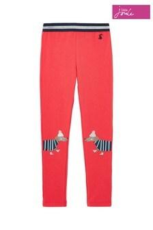 Joules Pink Wilde Character Leggings
