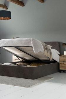 Hamilton Ottoman Storage Bed