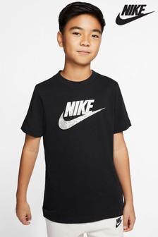 Nike Camo Logo T-Shirt