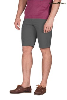 Raging Bull Grey Classic Chino Shorts