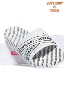 Superdry Tape Beach Slider