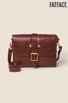 FatFace Brown Beatrice Cross Body Bag