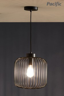 Dania Metal Wire Pendant by Pacific Lifestyle