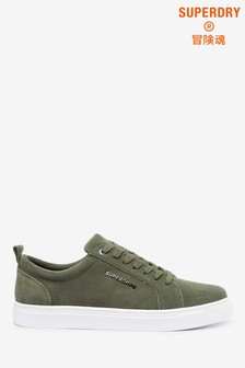 Superdry Khaki Trainers