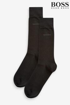 BOSS Socks Two Pack Gift Set In Nylon Bag