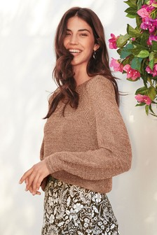 b1fc933a34071 Jumpers For Women | Knitted & Oversized Jumpers For Winters | Next